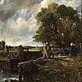 The lock, one of constable's most celebrated masterpieces, to be offered at sotheby's