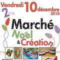 Marché Bourgbarré dec 2010