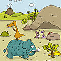 illus' bloc dinos 1