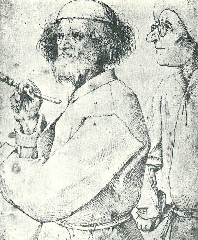 Autoportrait Bruegel