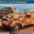 Kubelwagen italeri 1/72eme