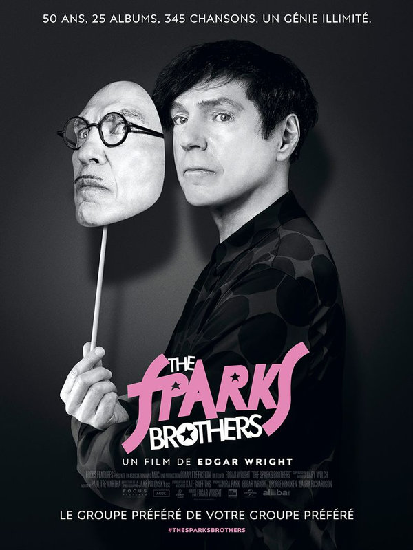 The Sparks Brothers Affiche