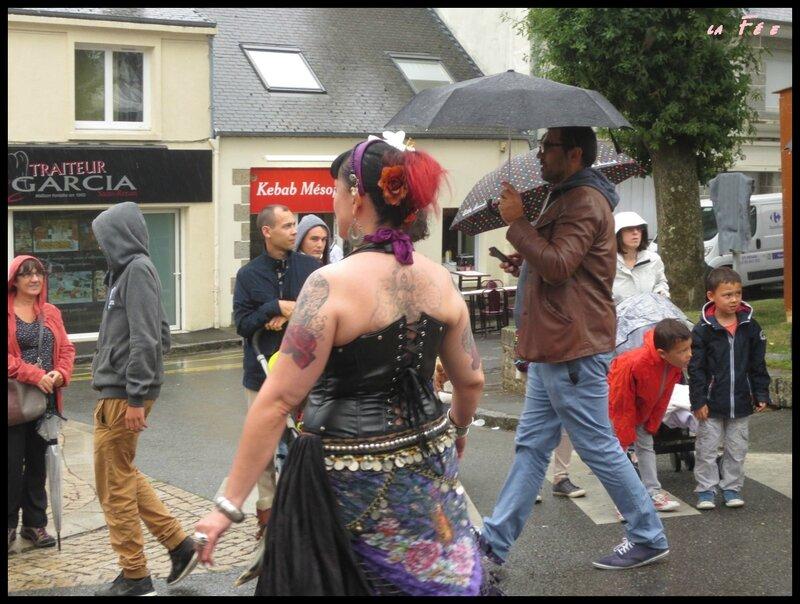 festival mediéval saitn renan