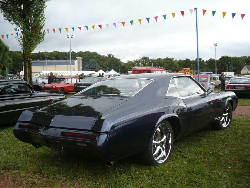 BUICK Riviera 2door hardtop coupé 1968 Créhange (2)