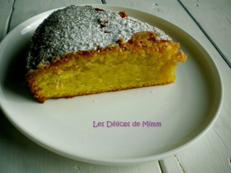 Tarta de Santiago ou Tarte de Saint-Jacques 6