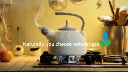 NATURAL GAS AD
