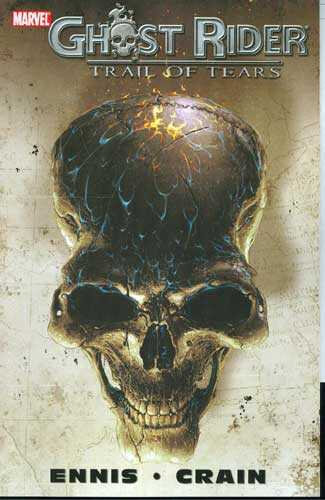 ghost rider trail of tears HC