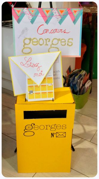 concours Georges