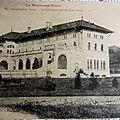 Dourgne - montagne noire - couvent des Bénédictines datée 1922