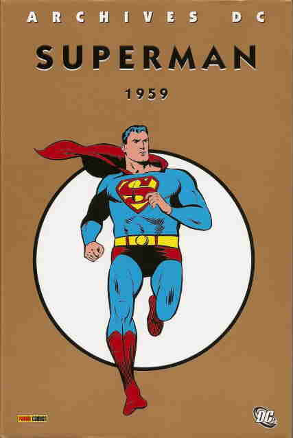 panini superman archives 1959