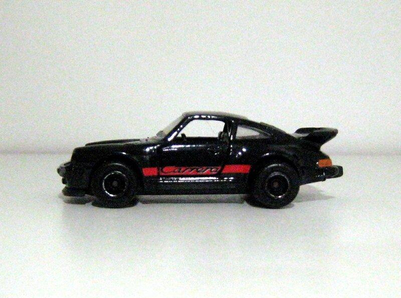 Porsche carrera turbo (Majorette) 01