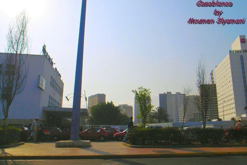 Gare Casablanca Port