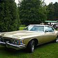 Buick riviera gs boat-tail hardtop coupé 1973