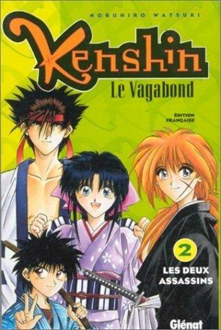 Kenshin le Vagabond, tome 2 - Les deux assassins