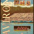 Aviron 96 (1996) - dominique roudy