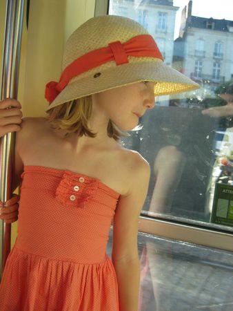 robe sans bretelles Nantes (41)