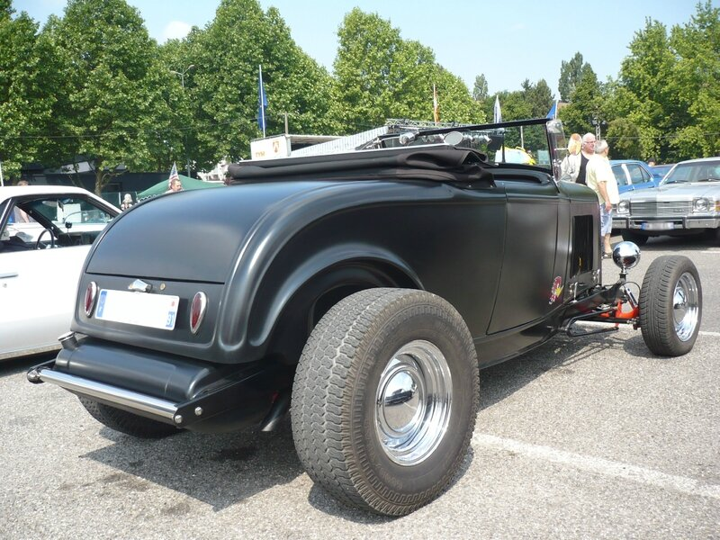 FORD Hot Rod roadster 1932 Illzach (2)