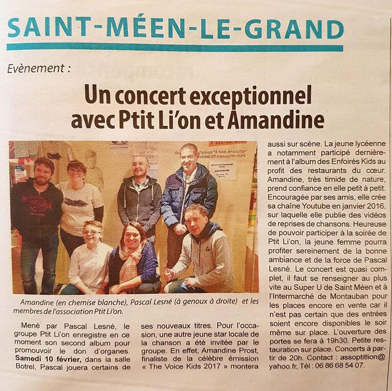 Concert St Méen 1
