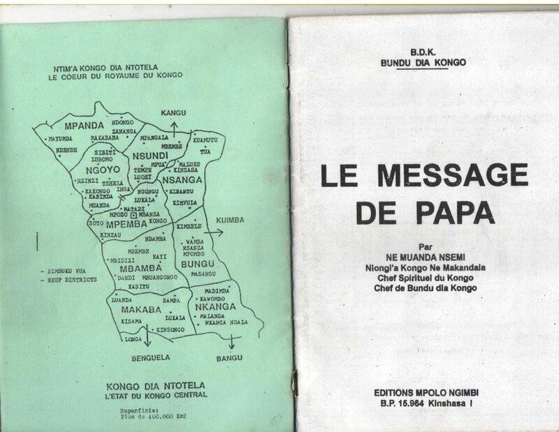 MESSAGE DE PAPA 01