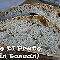 ~~ pane di prato (pain toscan) ~~
