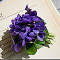 Mon petit bouquet du matin