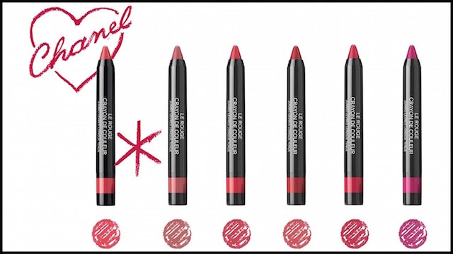 chanel le rouge crayon de couleur 1