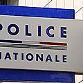 Opérations policières sur dole et dijon