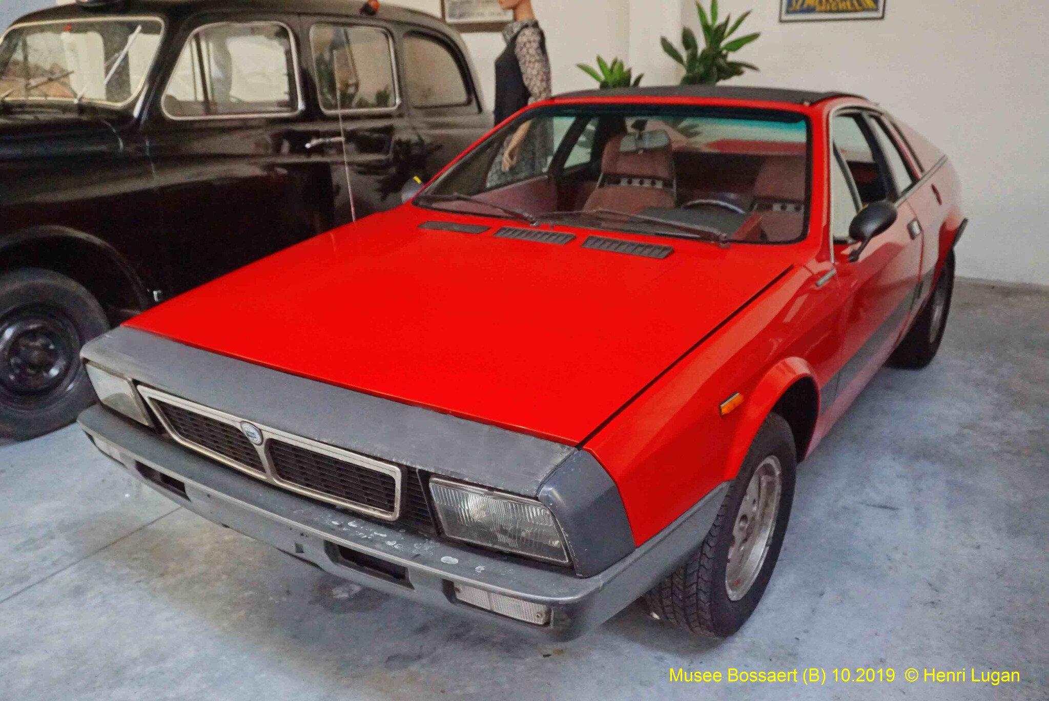 Lancia Beta Monte Carlo 11 - 1978  I  Hl Gf