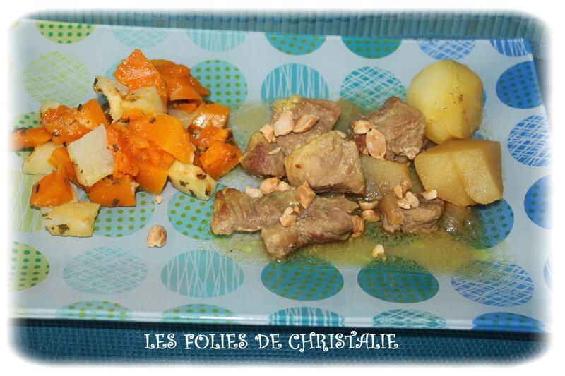 Porc aux cacahuetes 4