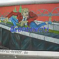 Mon top 10 berlin depuis 1945: n°1: east side gallery