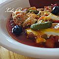 Hmiss ou hmisse ( chakchouka de légumes grilles )
