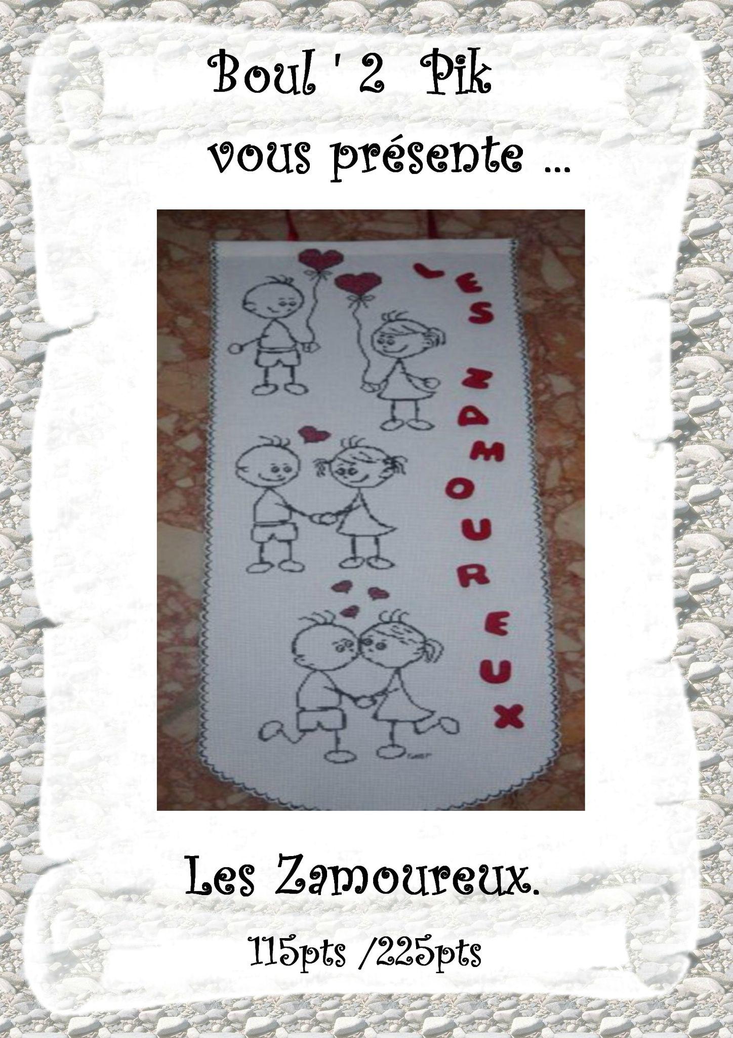 Les Zamoureux