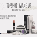 Make up topshop