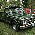 Gmc 1500 super custom 1971-1972