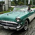 Buick special convertible continental kit-1957