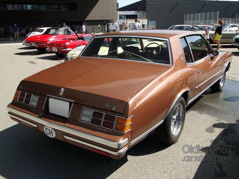 Chevrolet Monte Carlo Sport coupe-1979-02