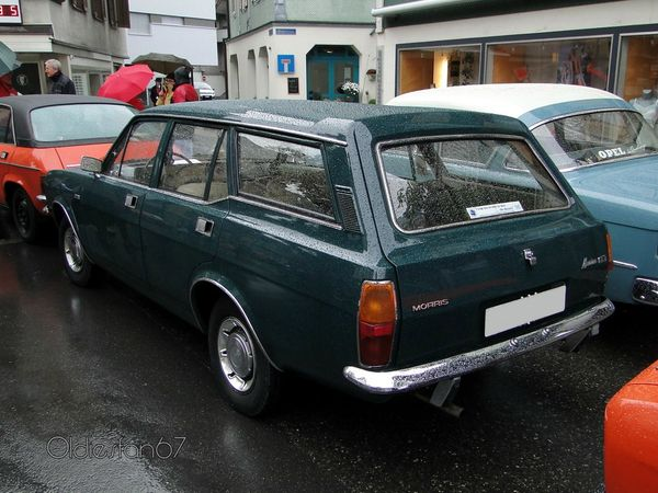 morris marina estate 1974 4