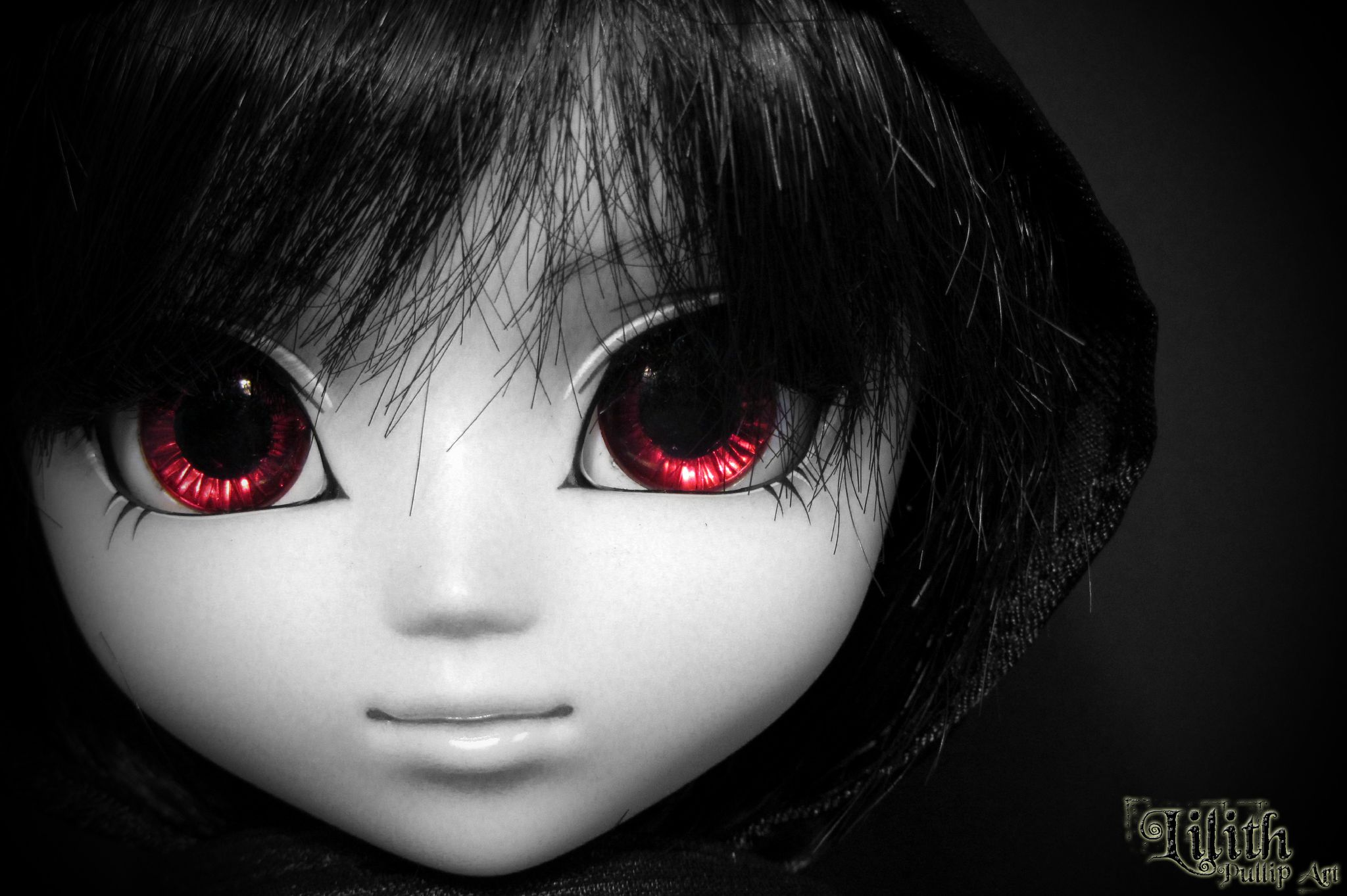 Lilith - Pullip Neo Noir