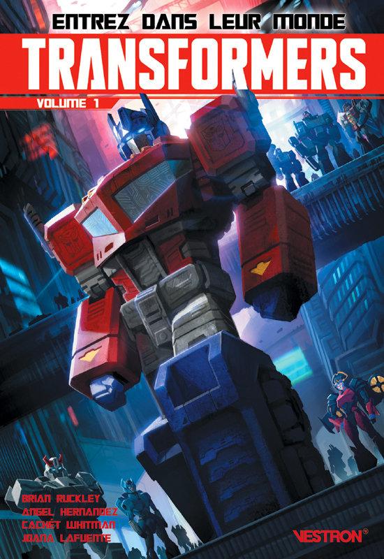vestron transformers 01