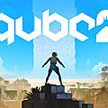 Test de q.u.b.e 2 - jeu video giga france