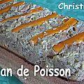 ~~ flan ou pain de poisson ~~