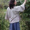 Une veste kimono... est ce réellement une bonne idée??