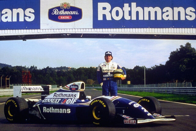 13 ay williams renault