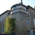 Remparts, vestige de la porte Saint-Jean
