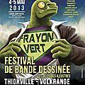 Festival le rayon vert à thioville