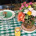 Quelques idées pour réussir votre table d'été !