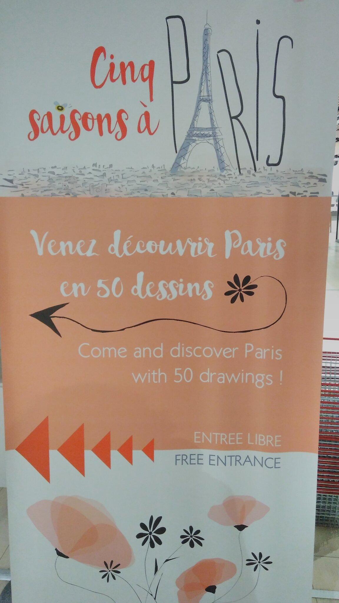 PARIS CELEBRE SES SAISONS