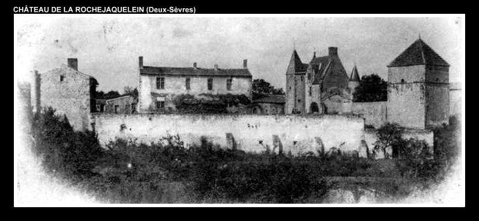 château de La Rochejaquelein DS