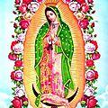 vierge mexique