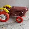 01086 tracteur marque inconnue